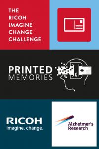 Ricoh se une a la lucha contra el Alzheimer con Printed Memories