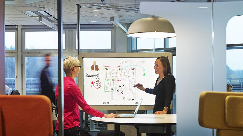 Impulsa nuevas formas de trabajar con las soluciones de colaboración empresarial de Ricoh